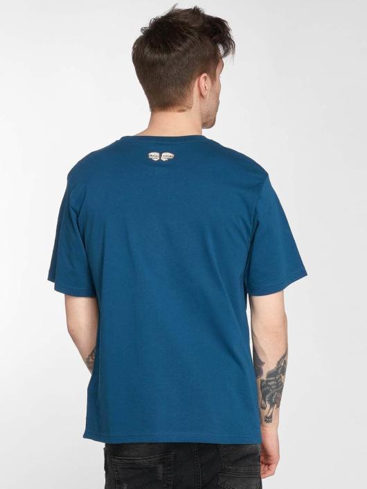 Dangerous DNGRS T-Shirt Muerte blau