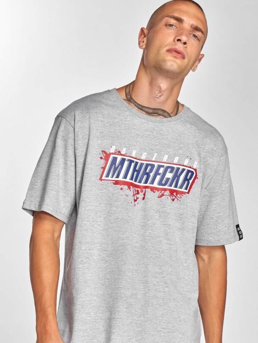 Dangerous DNGRS T-Shirt MTHRF... grau