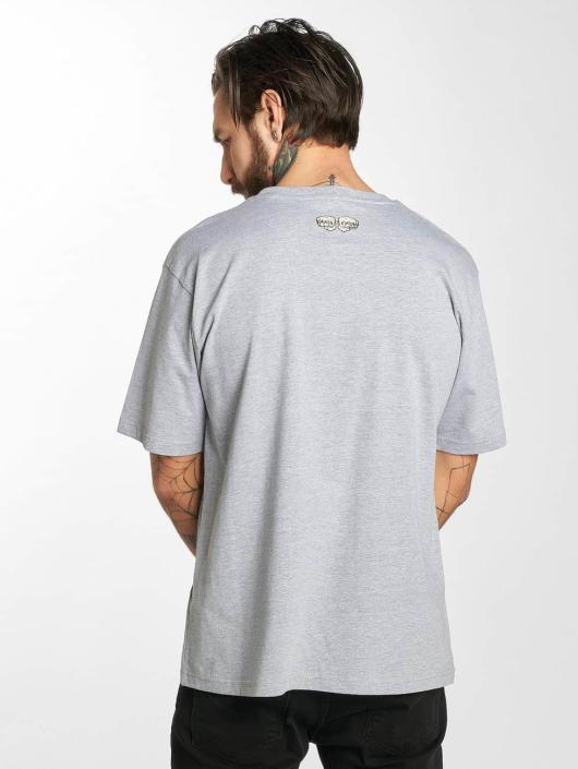 Dangerous DNGRS T-Shirt Delicioso grau