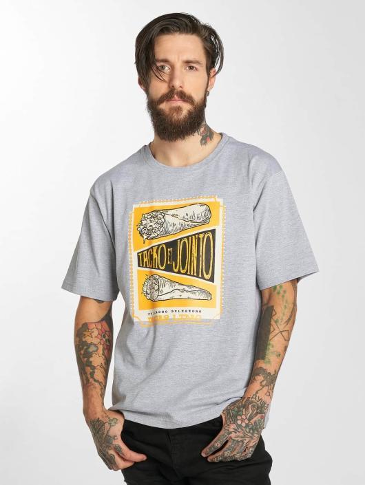 Dangerous DNGRS T-Shirt Delicioso gray