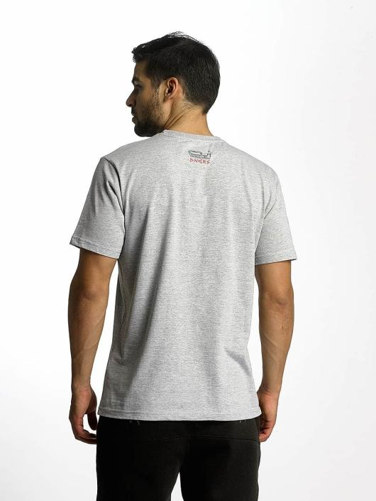 Dangerous DNGRS T-Shirt Boxing gris