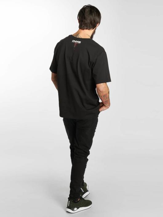 Dangerous DNGRS T-shirt TWOBlock nero