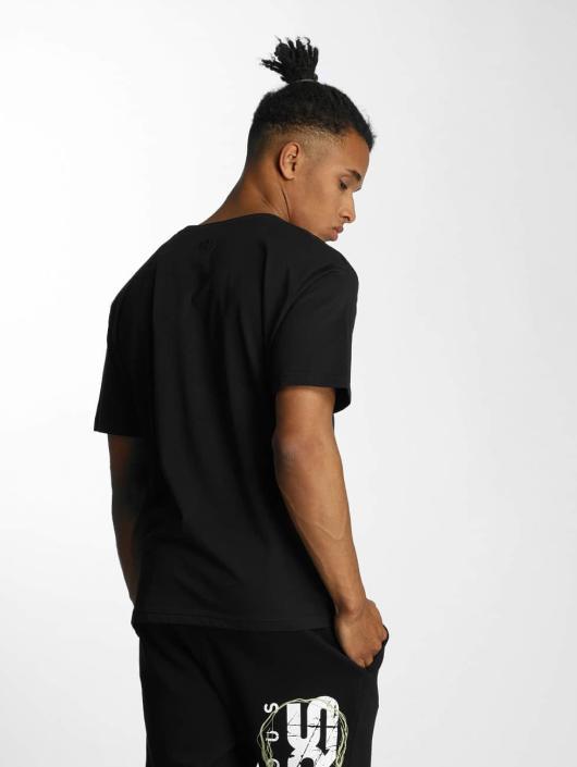 Dangerous DNGRS T-Shirt Je Suis Graffiti noir