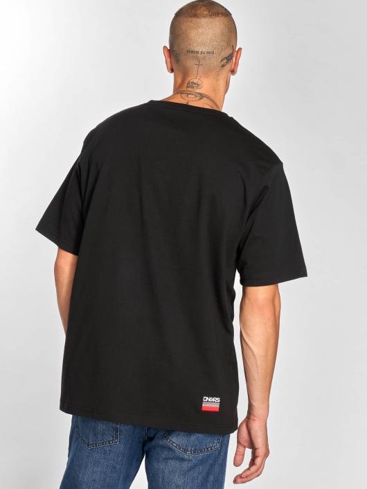 Dangerous DNGRS T-Shirt Blanc schwarz