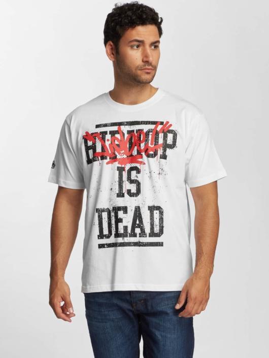 Dangerous DNGRS T-Shirt Liebeisdead weiß