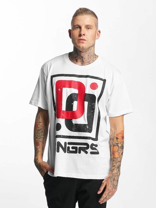Dangerous DNGRS T-Shirt Alif 2 weiß