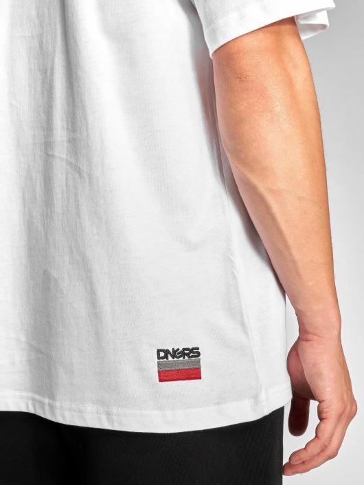 Dangerous DNGRS T-Shirt Uncaged weiß