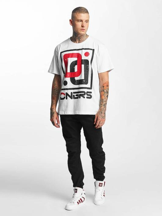 Dangerous DNGRS T-Shirt Alif 2 white