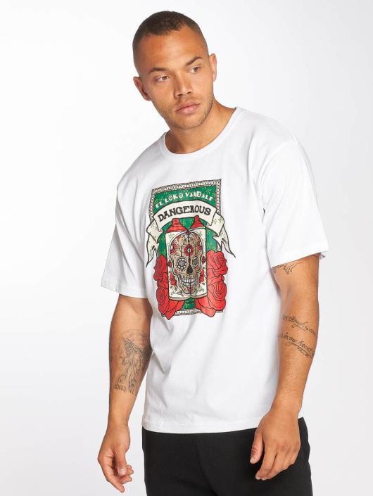 Dangerous DNGRS T-Shirt ElLoko white