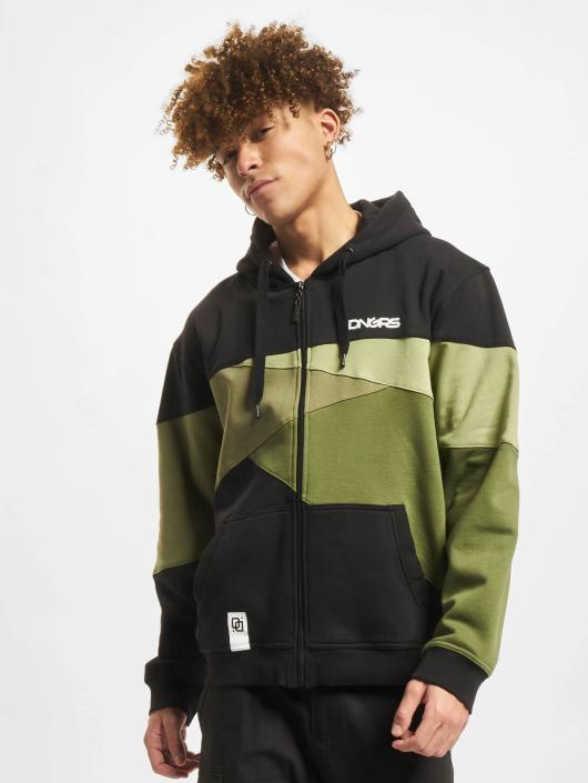 Dangerous DNGRS Zip Hoodie Limited Edition II Race City camouflage