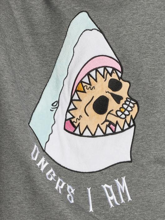 Dangerous I AM Pullover Uwan gray