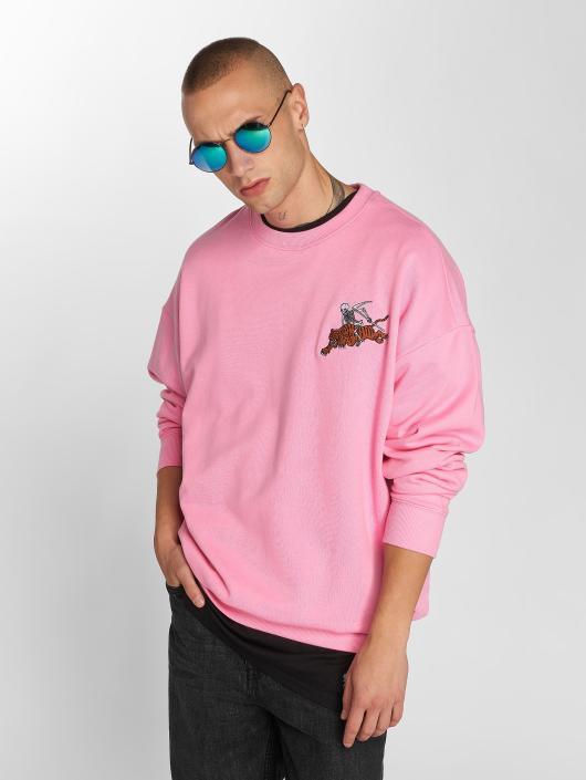 Dangerous I AM Swetry Gozu pink