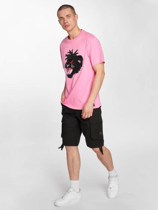 Dangerous I AM T-shirts Tengu pink