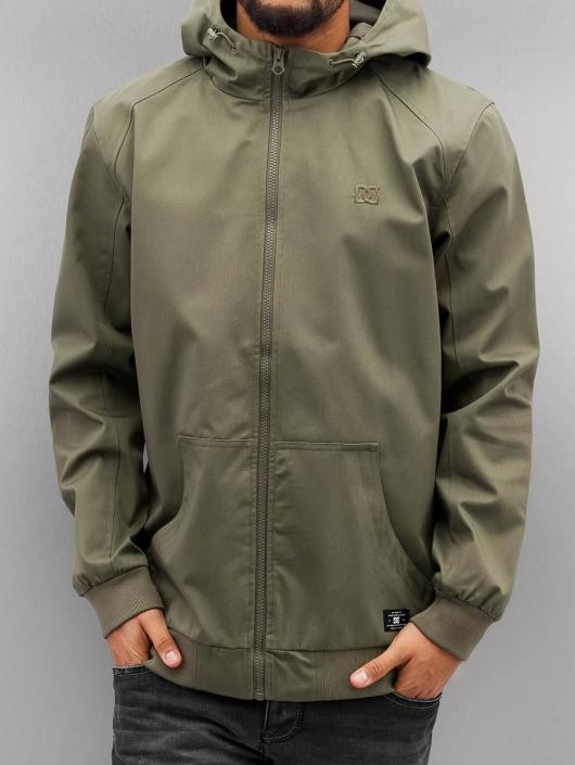 DC Lightweight Jacket Ellis green