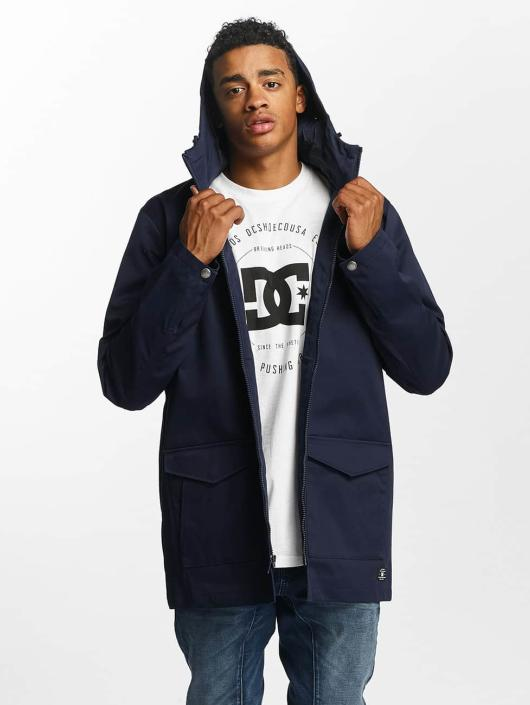 1528080c6 DC Exford Jacket Dark Indigo