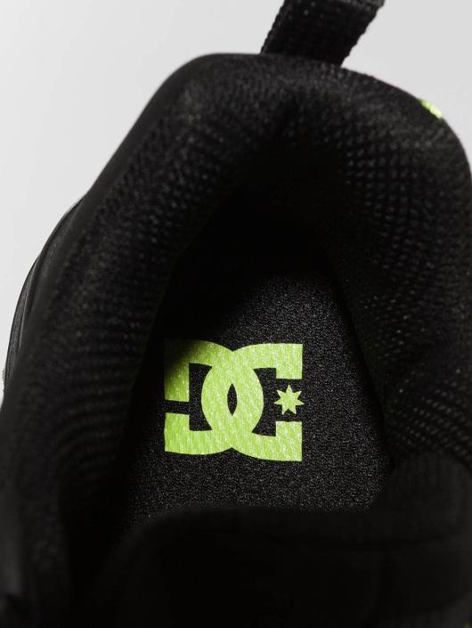 DC Sneakers Court Graffik Se sort