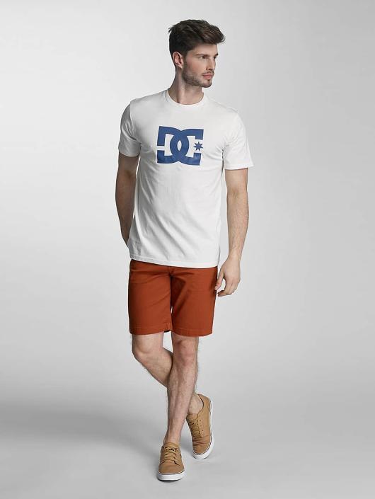 DC T-Shirt Star weiß