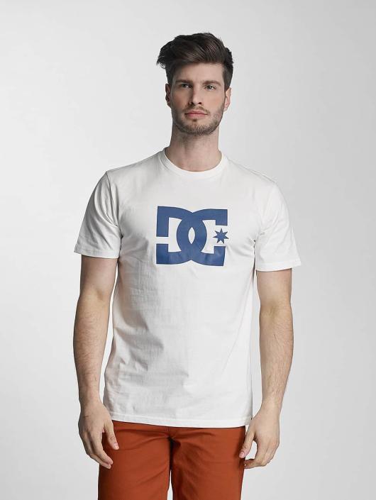 DC T-skjorter Star hvit