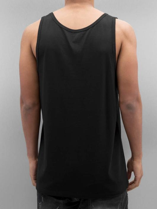 DC Tank Tops Way Back Circle black