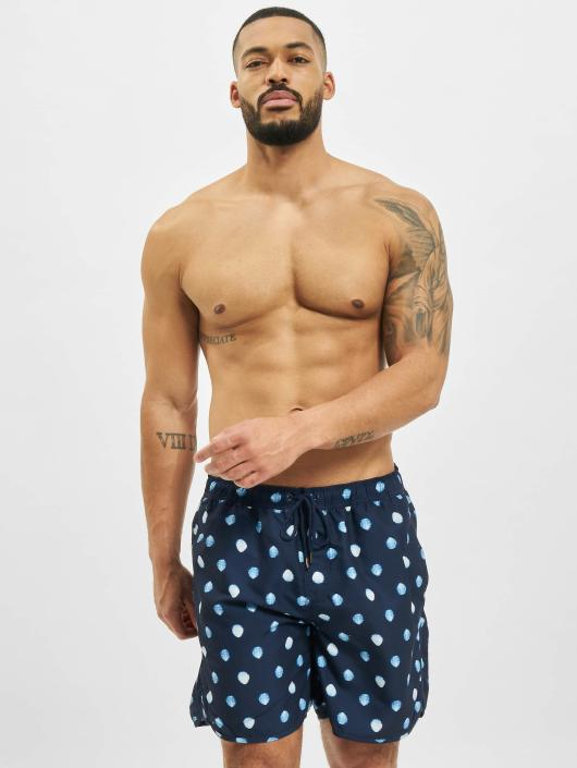 DEDICATED Badeshorts Swim Shorts blau