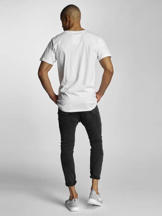 DEDICATED T-Shirt Palm weiß