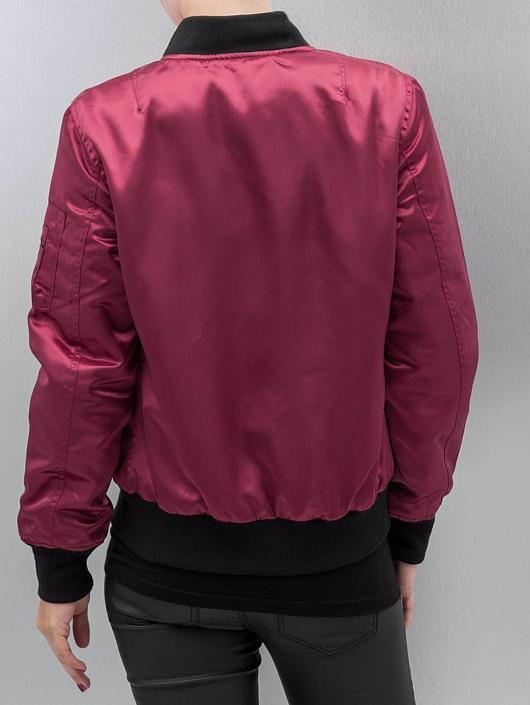 DEF Куртка-бомбардир Leilani красный