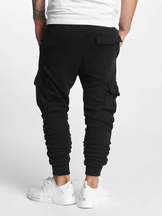 DEF Спортивные брюки Gringo черный