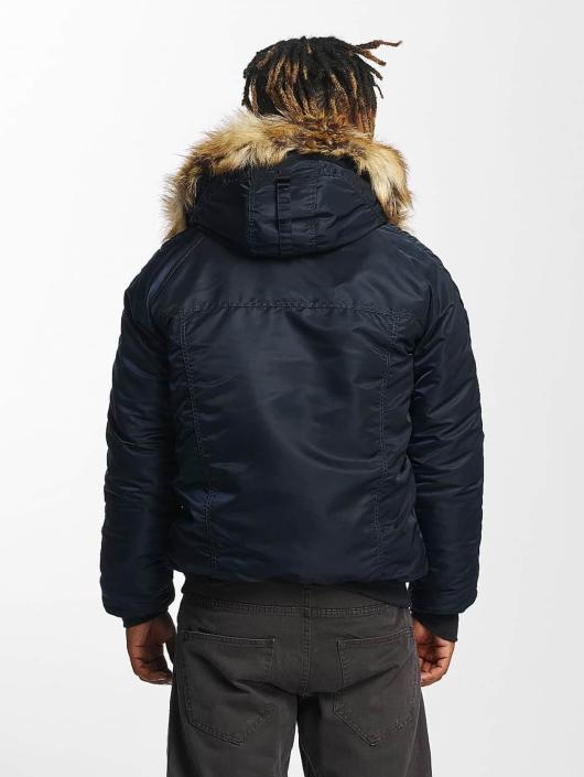 newest 2113c 67fab DEF Haakon Jacket Blue
