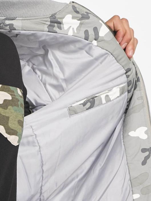 DEF Bomberjacke Camo camouflage