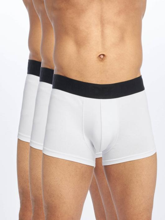DEF Boxer Short 3er Pack white