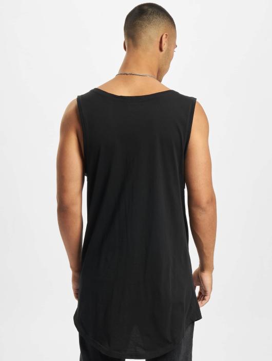 Noir 330795 Long Basic Homme Débardeur Def dshCtQr