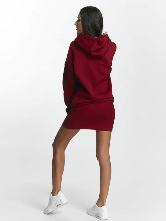 DEF Dress Cropped red