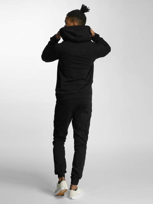 DEF Hoodie Majestic black