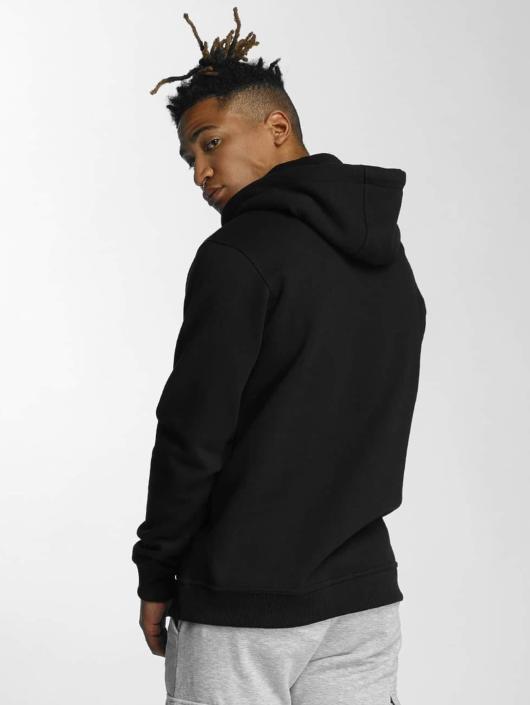 DEF Hoodie Upper Arm Pocket black