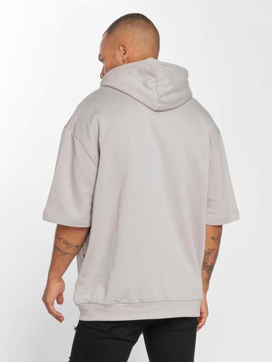 DEF Hoodie Mojo Oversize gray