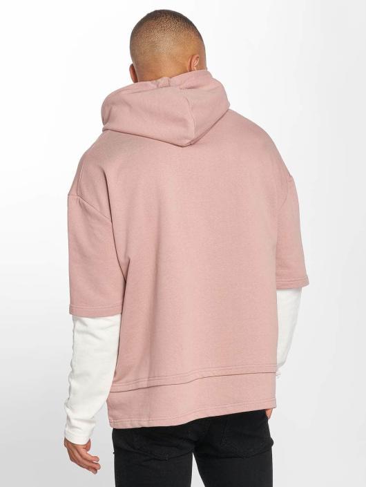 DEF Hoody Layers rosa