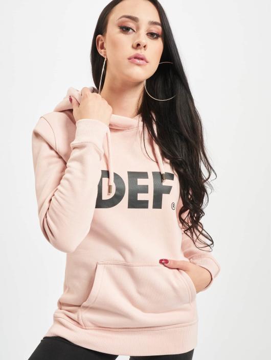 DEF Hoody Lumos rosa