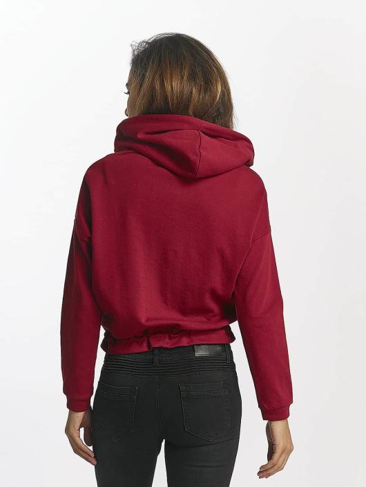 DEF Hupparit Lea punainen