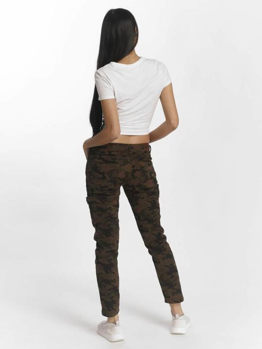 DEF Jean Boyfriend Manaboom camouflage