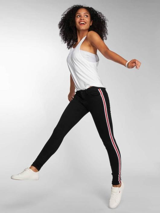 def sensa noir femme jean skinny 480868. Black Bedroom Furniture Sets. Home Design Ideas