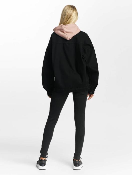 DEF Jeansjackor Darleen svart