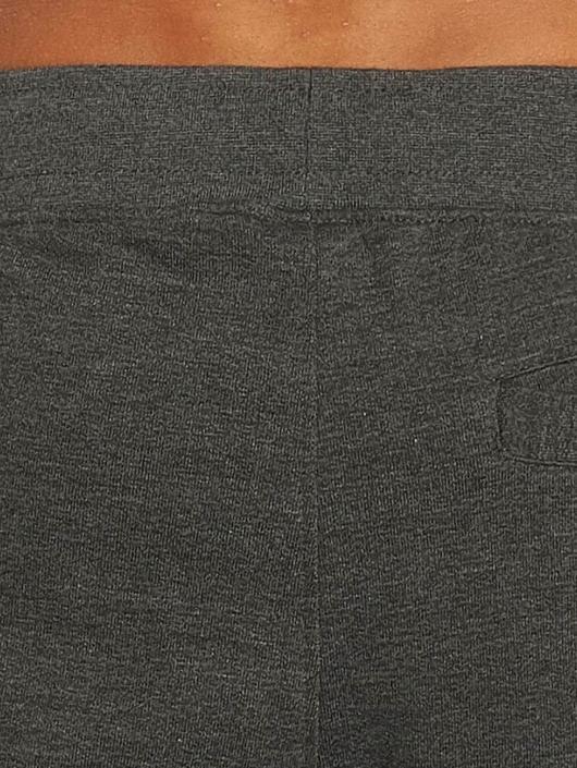 DEF Joggebukser Basic grå