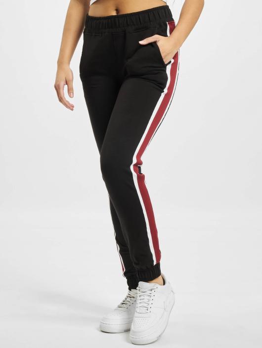 DEF Jogging kalhoty Macy čern