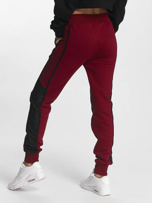 DEF Jogging kalhoty Kiki červený