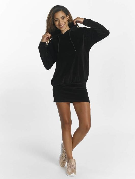 DEF jurk Softy zwart