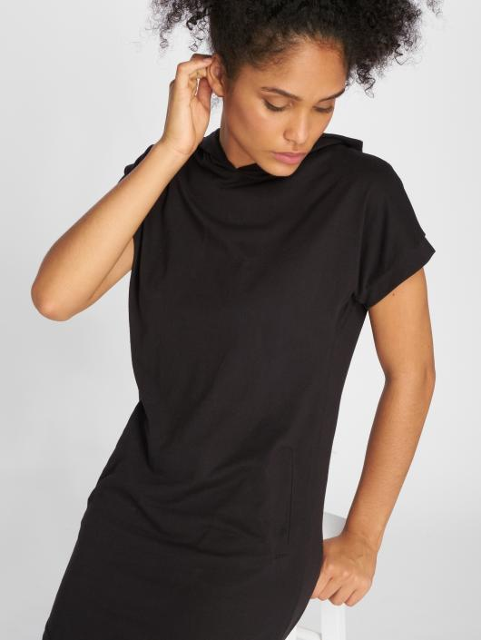 DEF jurk Vesuv zwart