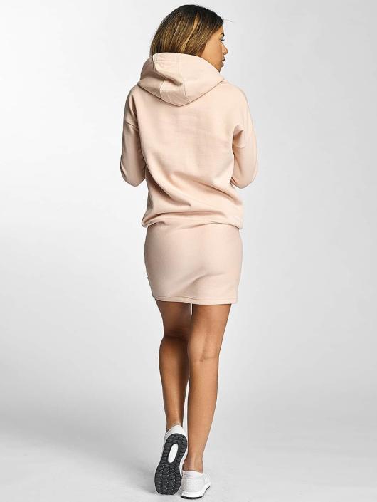 DEF Kleid Cropped rosa