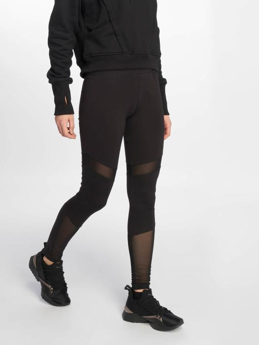 DEF Leggings/Treggings Alisa czarny