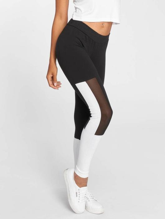 DEF Leggings/Treggings Mavis svart