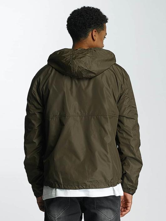 DEF Lightweight Jacket FML olive